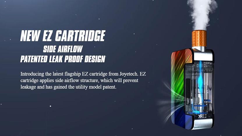 Joyetech EZ Cartridge Feature 2