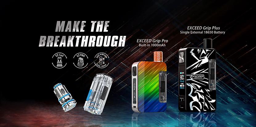 Joyetech Exceed Grip Pro Kit Feature 4