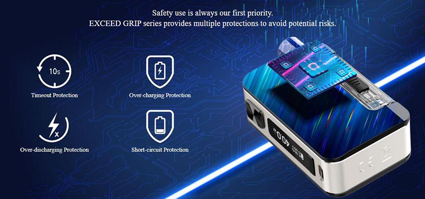 Joyetech Exceed Grip Pro Kit Feature 9