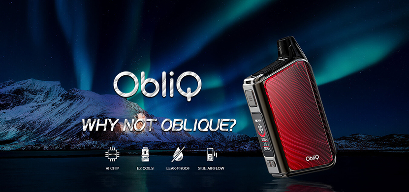 Joyetech Obliq Kit Feature 1