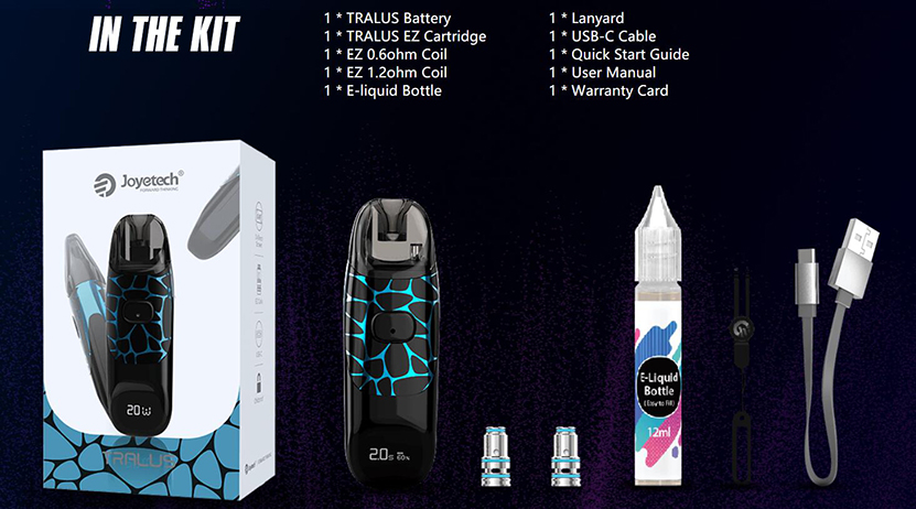 Tralus Kit Package
