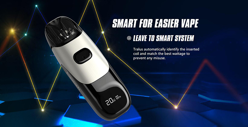 Joyetech Tralus Pod Starter Kit Smart System
