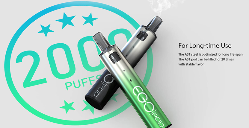 Joyetech eGo Pod AST Version Kit feature2