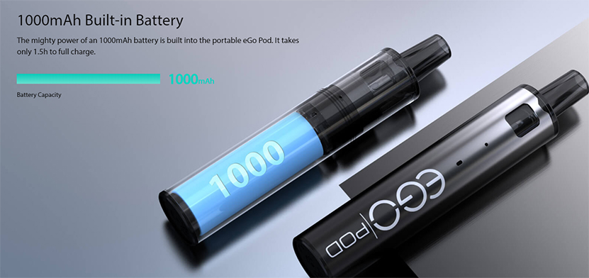 Joyetech eGo Pod AST Version Kit feature5