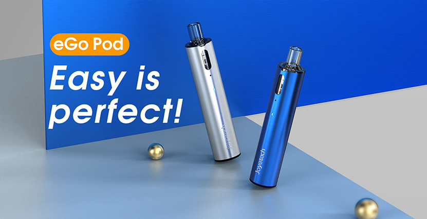 Joyetech eGo Pod Kit Feature 4