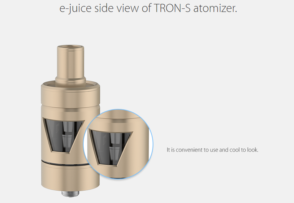 Joyetech TRON-S Level View