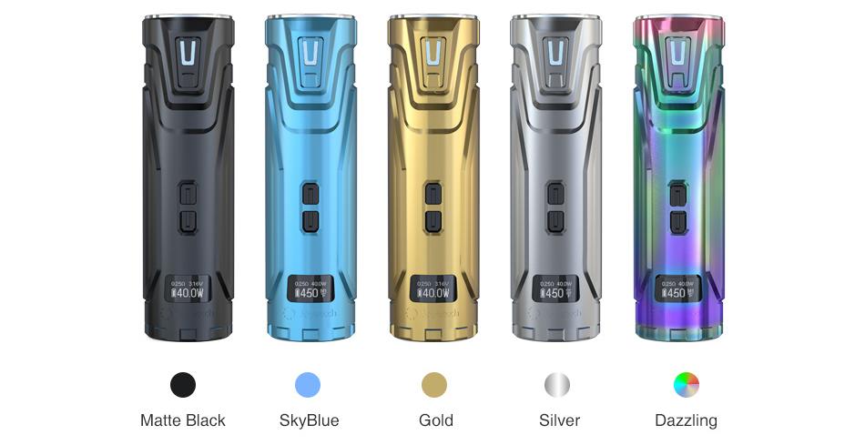 Joyetech ULTEX T80 Battery Colors