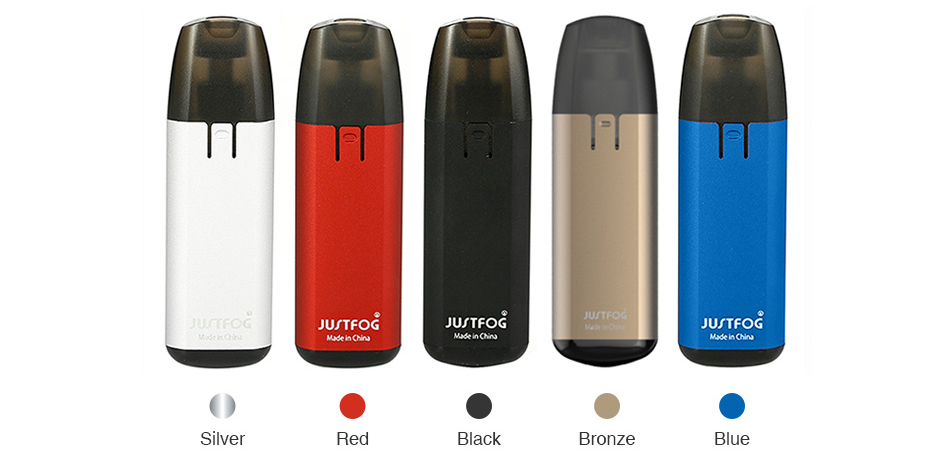 Minifit Pod Kit Colors