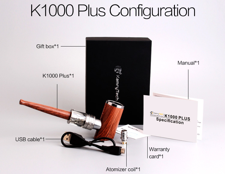 K1000 Plus Pipe Kit Features 12