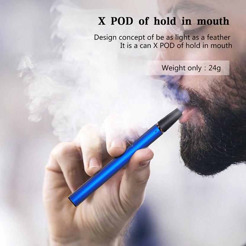 Kamry X Pod Kit Compact Size