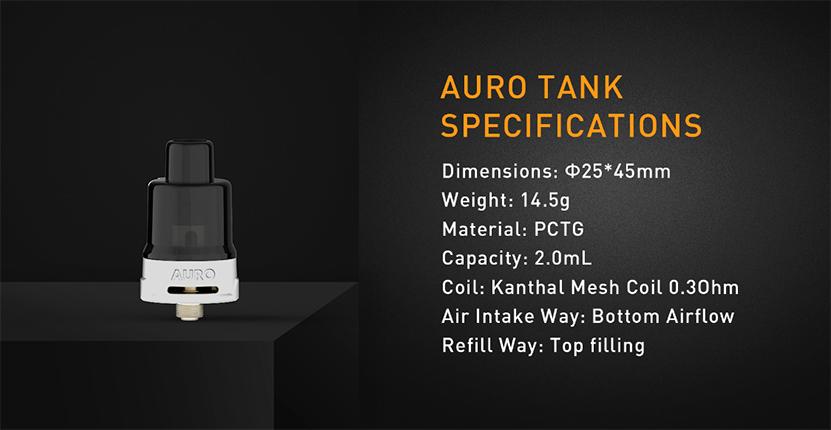 Kanger Auro Kit Feature 9