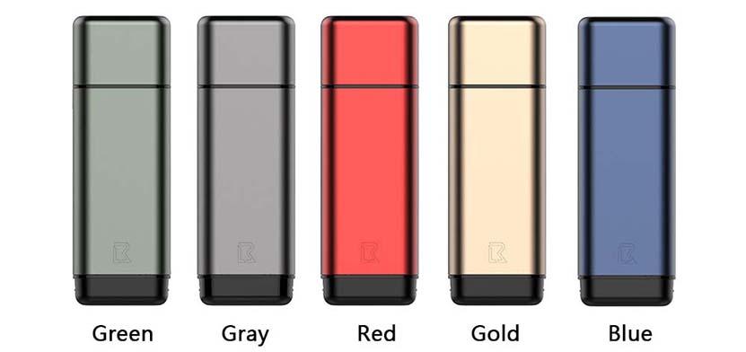 Kanger RAILIT RL1 Pod Kit Colors