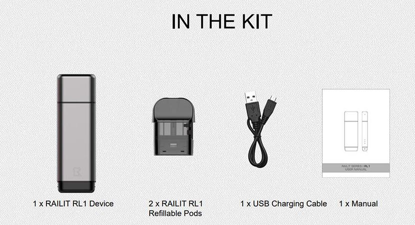Kanger RAILIT RL1 Kit Feature 7
