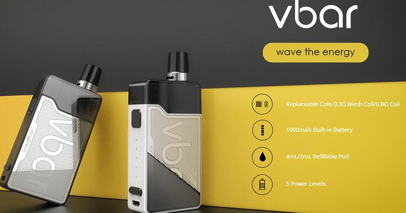 Kanger Vbar Kit Feature 11