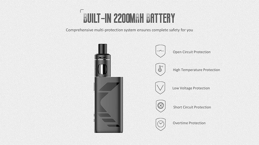 Kanger SUBOX MINI V2 Vape Kit Battery