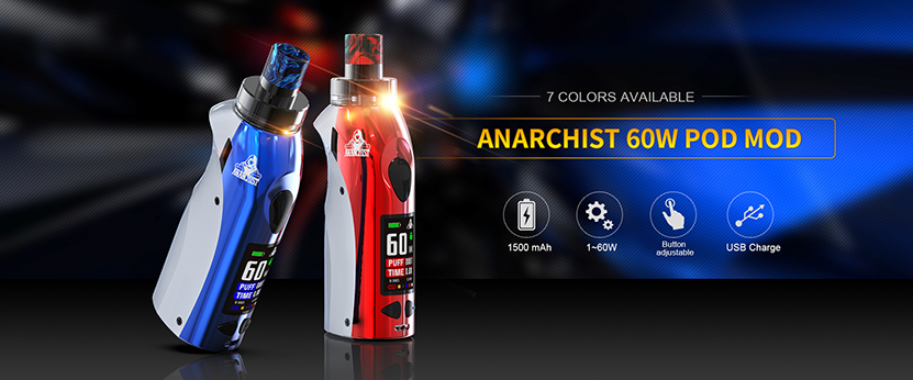 Kangvape Anarchist 60W Kit Feature 2