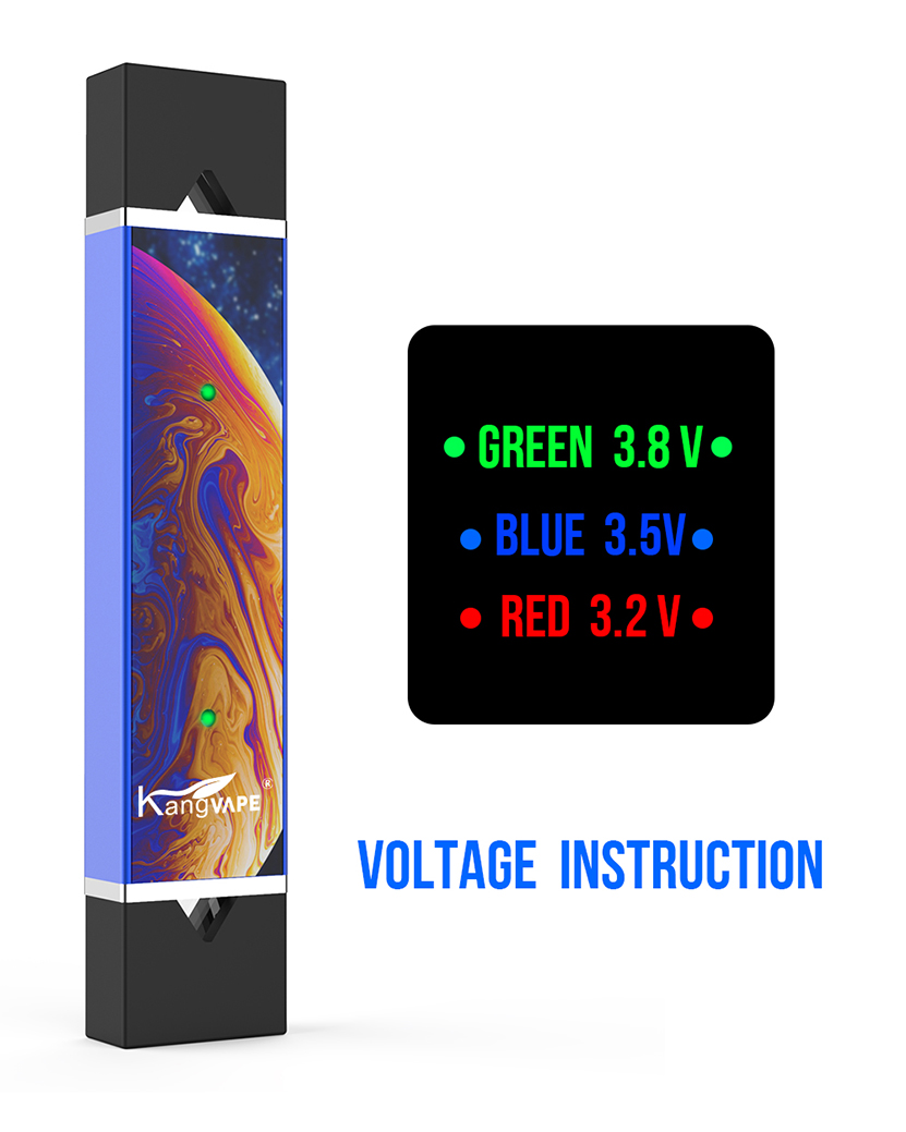 Kangvape D-pod Kit voltage