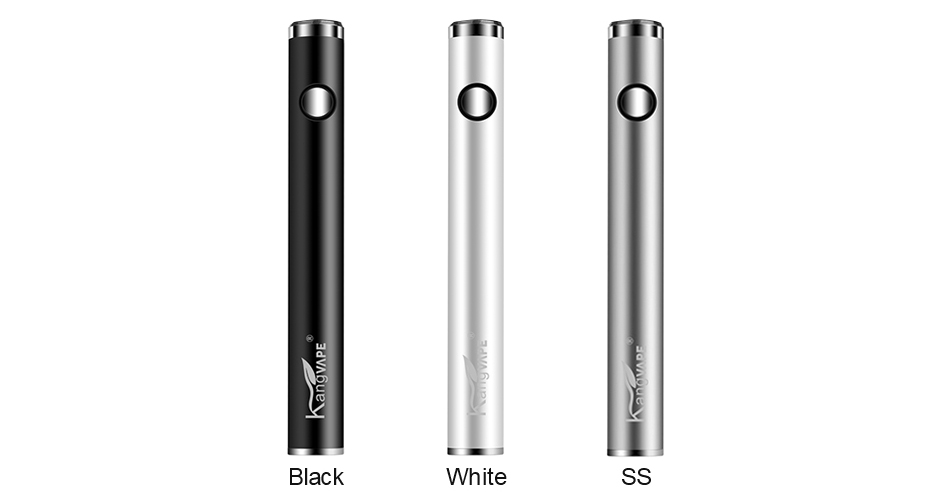 Kangvape K5 Vape Pen Battery Colors