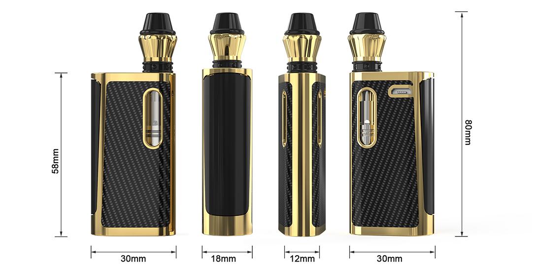 Kangvape Klasik Starter Kit Size