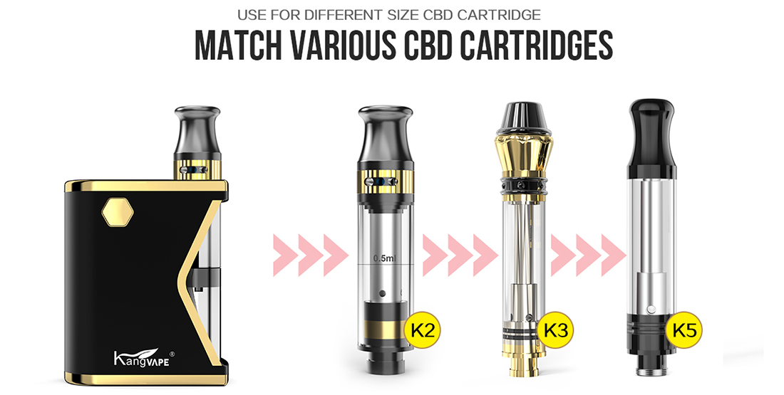 Kangvape Mini K Box Fit for Most Cartridge