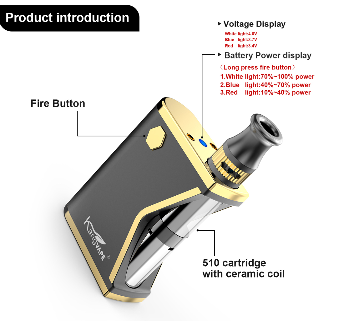 Kangvape Mini K Box Kit Introduction