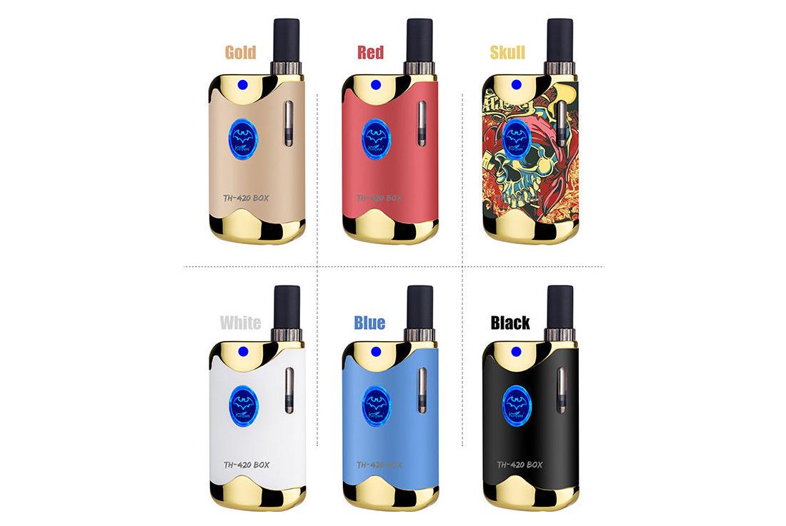 Kangvape TH-420 II Box Kit Colors