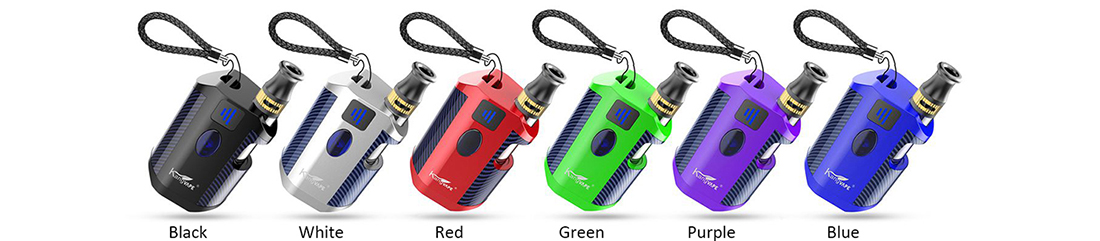 Kangvape TH-710 Box Kit Colors