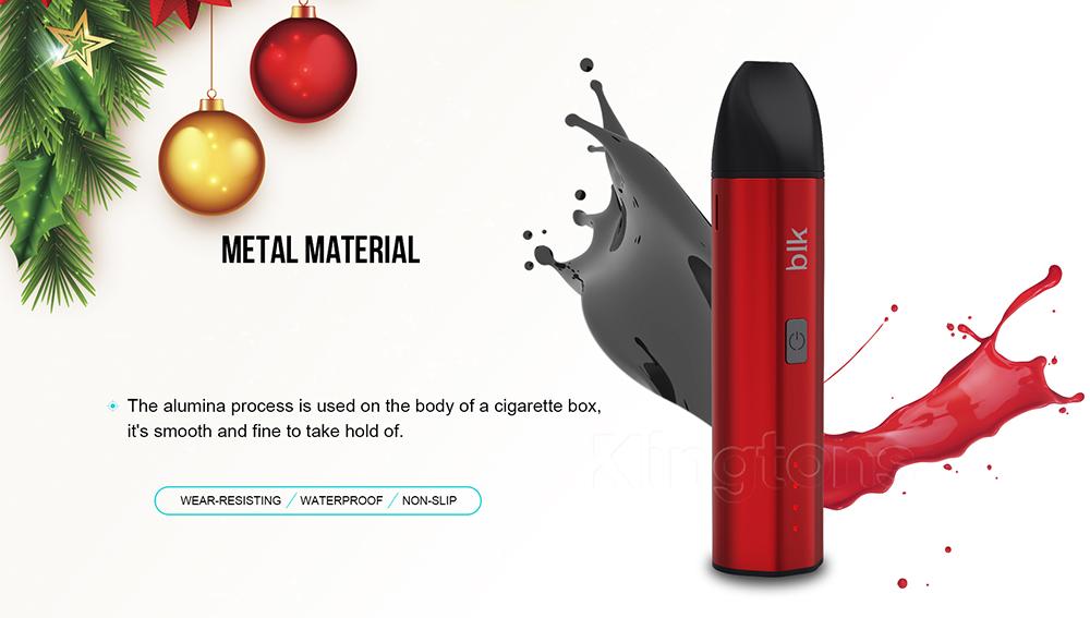 Kingtons 064 Dry Herb Vaporizer Kit Metal Material