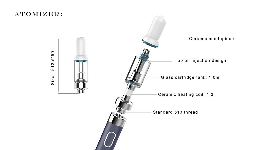 Kingtons Magic Stick Vape Pen Kit System