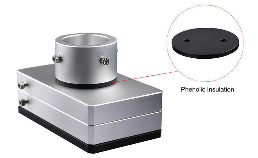 LTQ Vapor RPP-47 Rosin Press Plate Phenolic Insulation