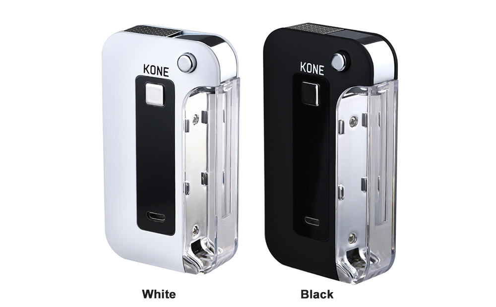 LTQ Vapor KONE Vape Battery can Heat Up the Coil Quickly