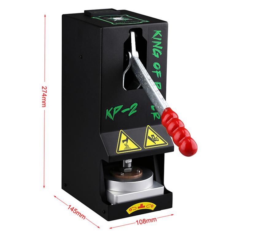 LTQ Vapor Rosin Press Machine KP-2 Feature 1