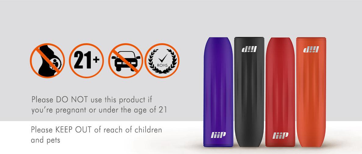 Digiflavor Liip Disposable Pod Kit 9