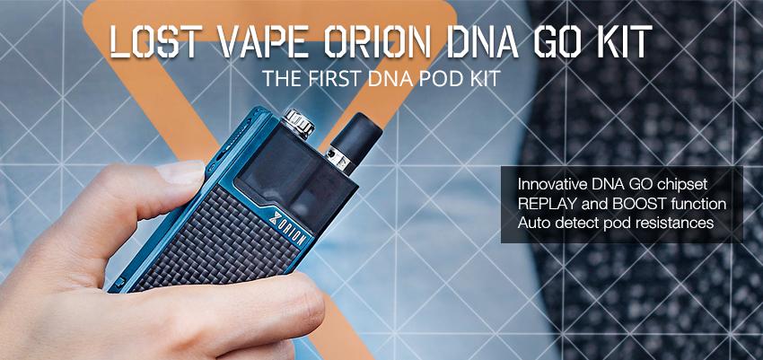 Lost Vape Orion DNA GO Kit