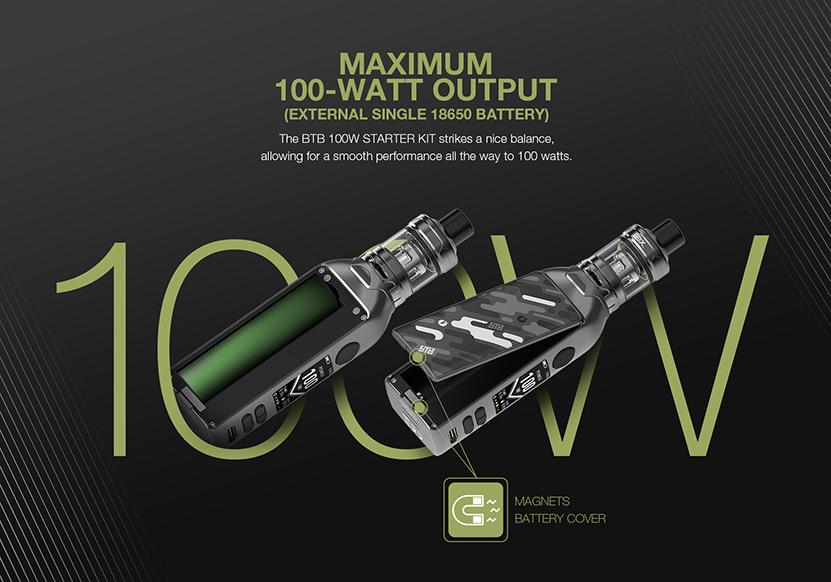 BTB 100W Kit 100W
