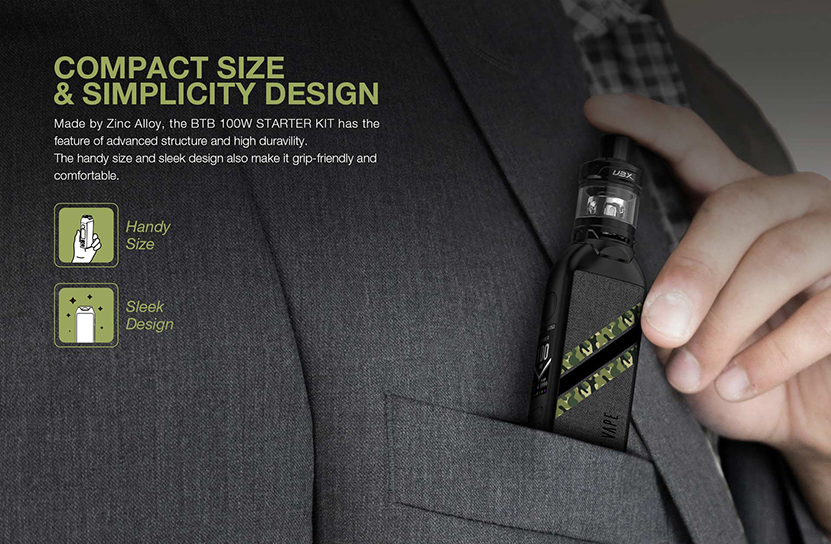 BTB Kit Compact Size