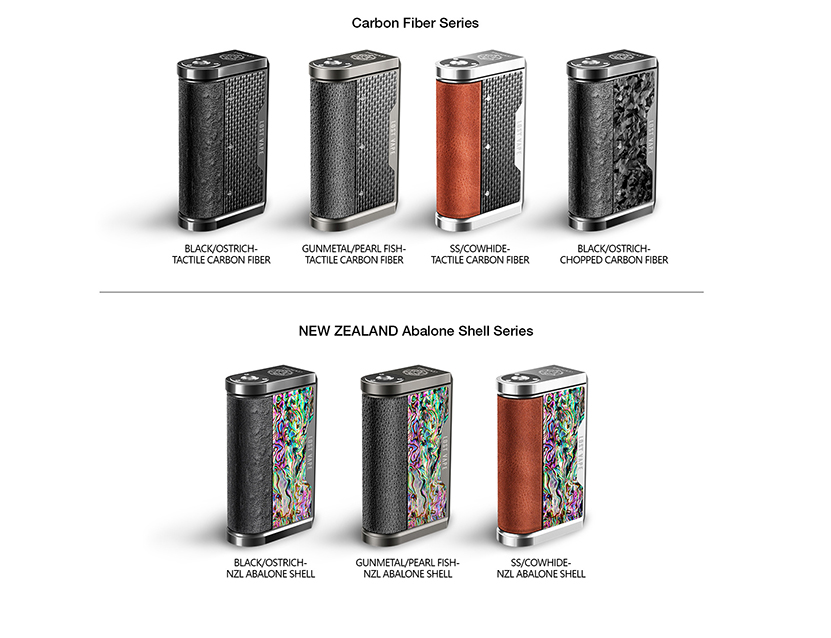 Lost Vape Centaurus DNA250C Mod Feature 1