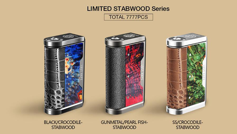 Lost Vape Centaurus DNA250C Mod Feature 2