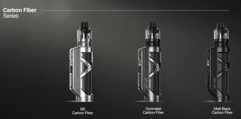 Cyborg Quest 100W Kit Feature 3