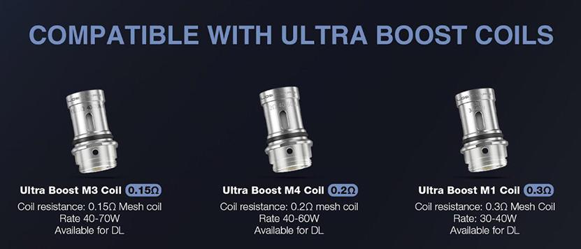 Gemini Hybrid Pod Cartridge Coil 1