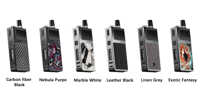 Lost Vape Q-ULTRA Kit Full Colors