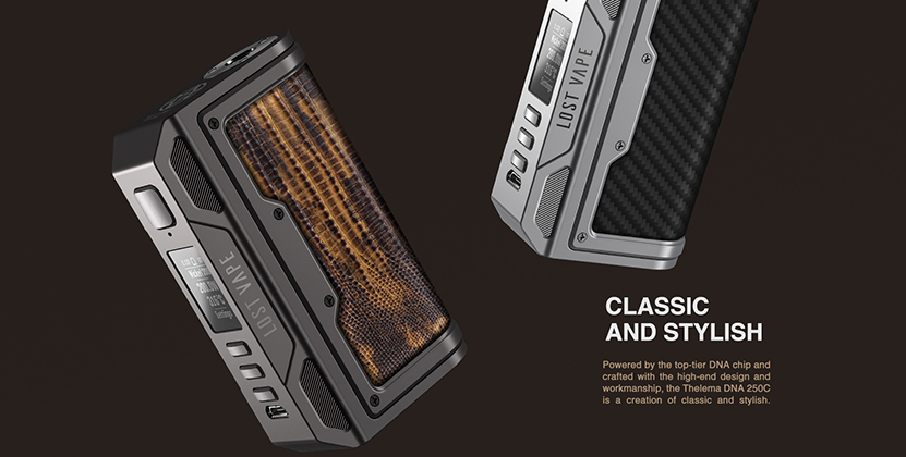 Lost Vape Thelema DNA250C Mod Feature 2