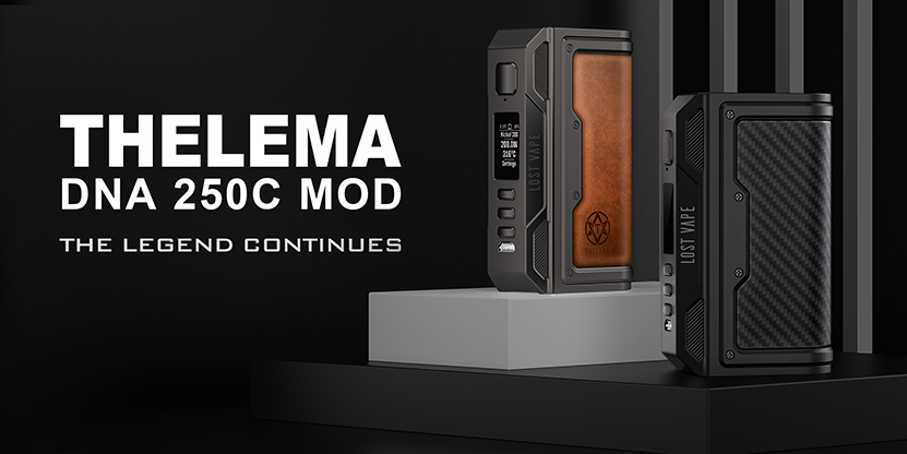 Lost Vape Thelema DNA250C Mod Feature 4