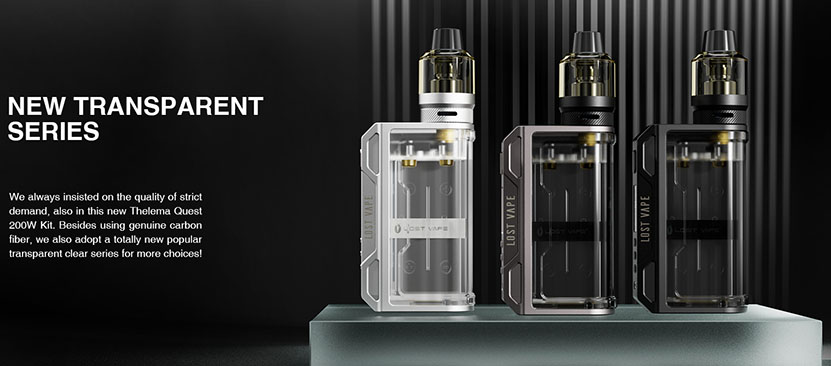 Thelema Quest Kit Clear Mod