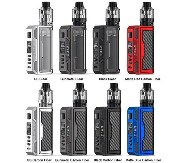 Lost Vape Thelema Quest Kit Color