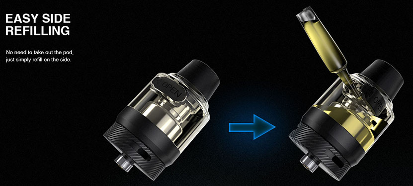 Thelema Quest 200W Kit Side filling