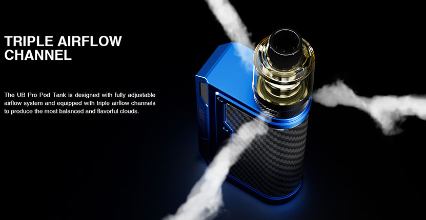 Thelema Quest Kit Airflow