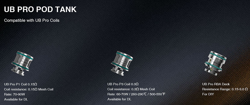 Lost Vape Thelema Quest Kit Coil