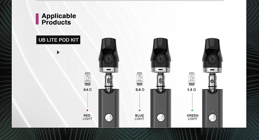 UB Lite Coil Compatibility