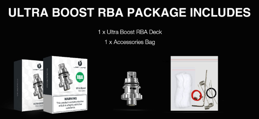Lost Vape Ultra Coil Package